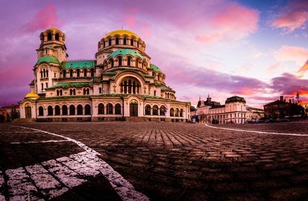 Grantour della BULGARIA