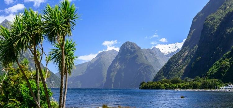 Nuova Zelanda Aotearoa Mondo