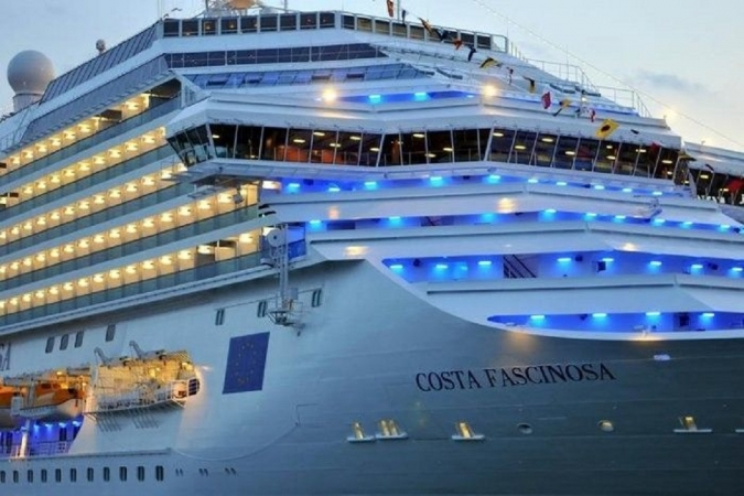 Costa Fascinosa Mediterraneo Occidentale Crociere