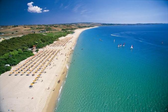 Calabria - Marinella di Cutro Italia