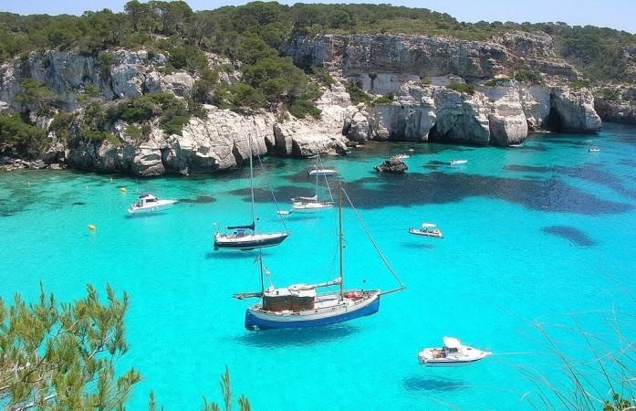Baleari - Minorca Europa