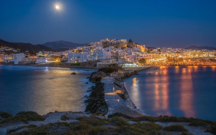 Grecia - Naxos Europa