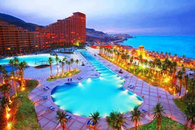 Egitto - Sharm El Sheikh Mondo