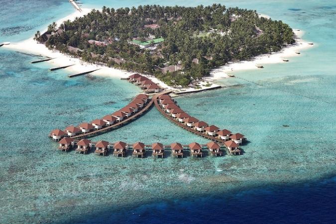 MALDIVE - Atollo Vaavu Mondo