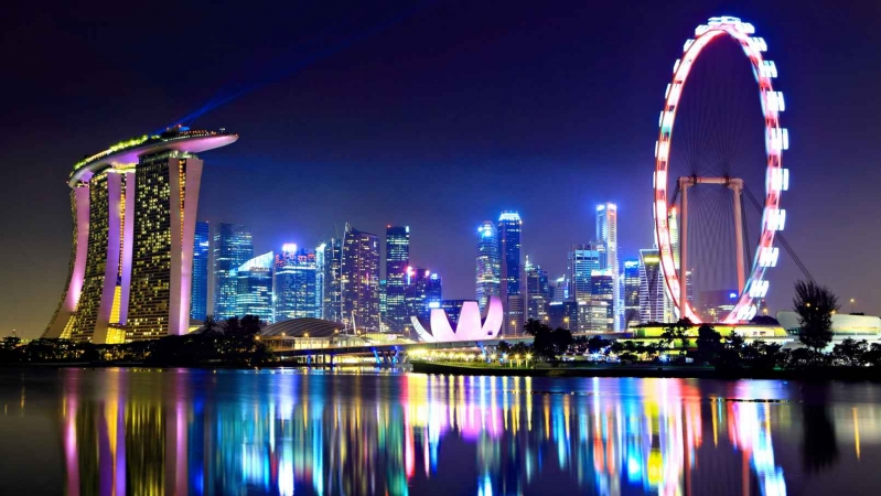 SINGAPORE & BALI Mondo