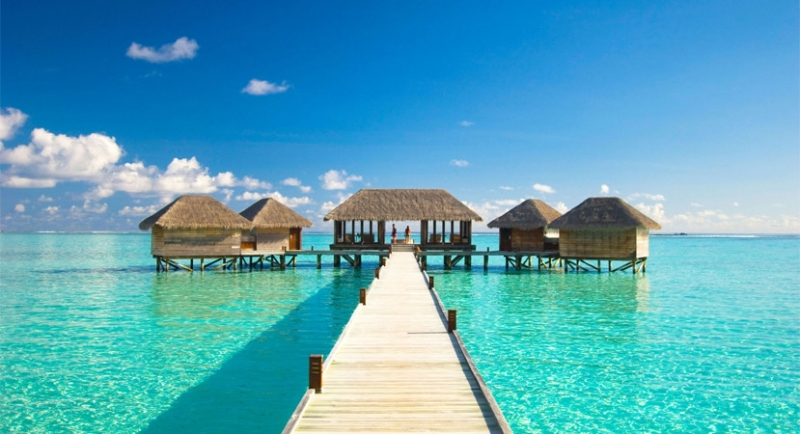 MALDIVE  Royal Island Resort Mondo