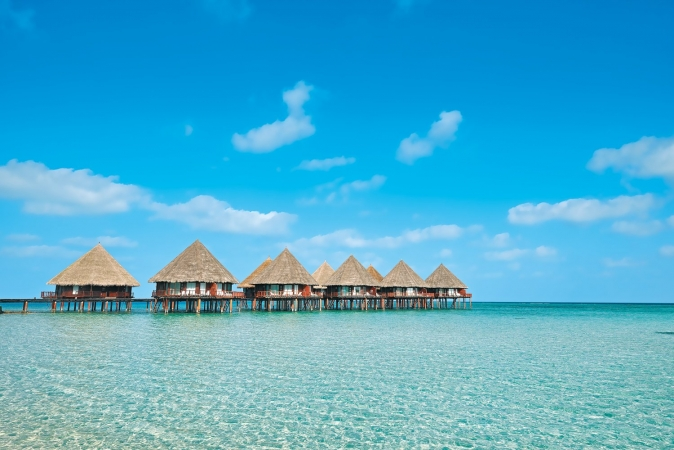 MALDIVE -  Holiday Island Resort Mondo