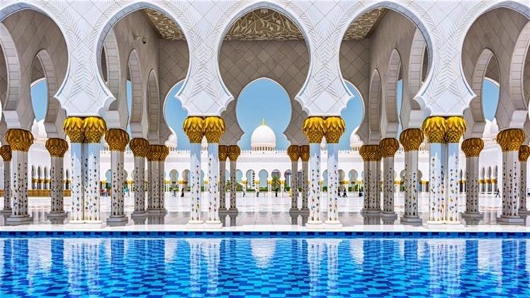 C'ERANO UNA VOLTA DUBAI - ABU DHABI Mondo