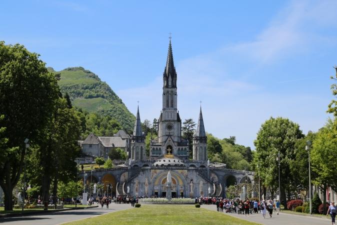 Lourdes con Carcassonne Viaggi della Fede
