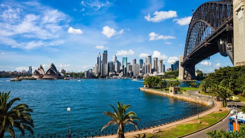 Australia & Singapore Mondo