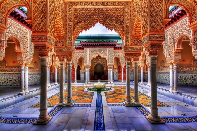 Weekend a Marrakech Mondo