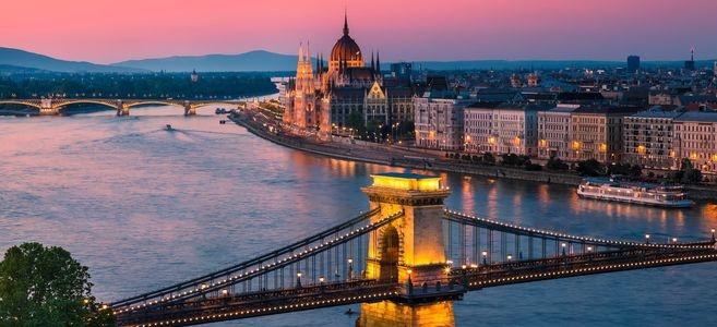 Budapest Minitour Estate dalla Sardegna