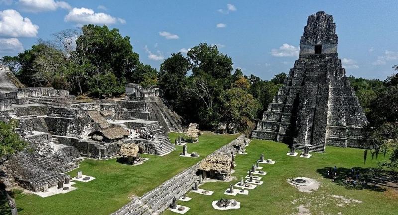 GUATEMALA E MESSICO Mondo