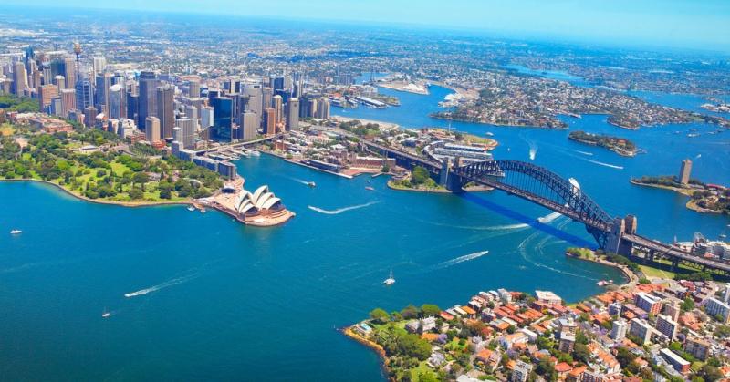 AUSTRALIA FOR YOU Mondo