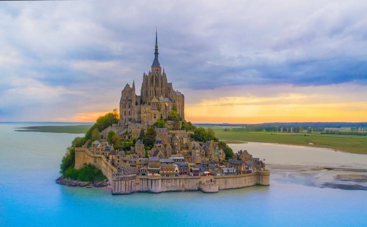 Parigi, Normandia, Bretagna e Loira Europa