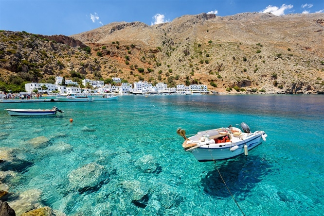 Creta, miti e leggende Europa