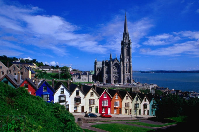 Le meraviglie irlandesi Europa