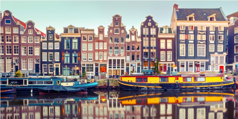 AMSTERDAM Smart Europa