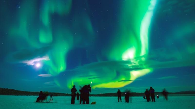 ISLANDA - A CACCIA DELL'AURORA BOREALE