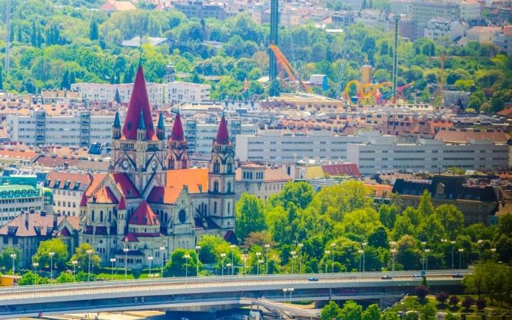 Minitour Vienna in appartamenti lussuosi Europa
