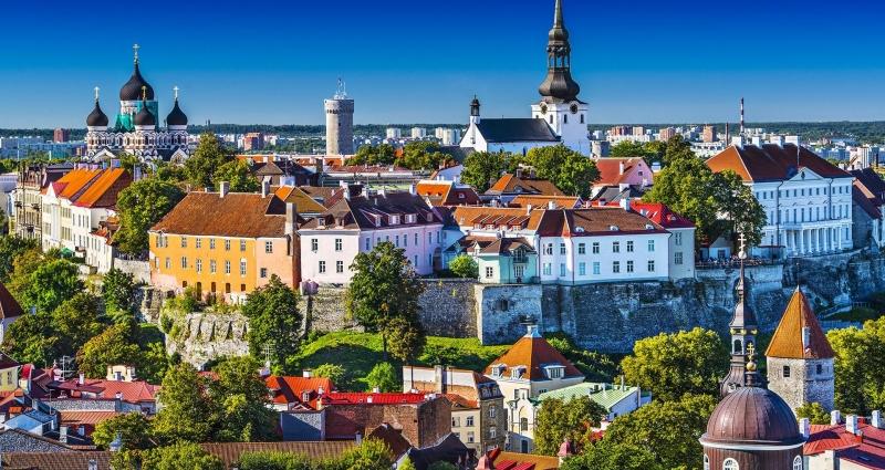 Riga, Tallinn e Helsinki Europa