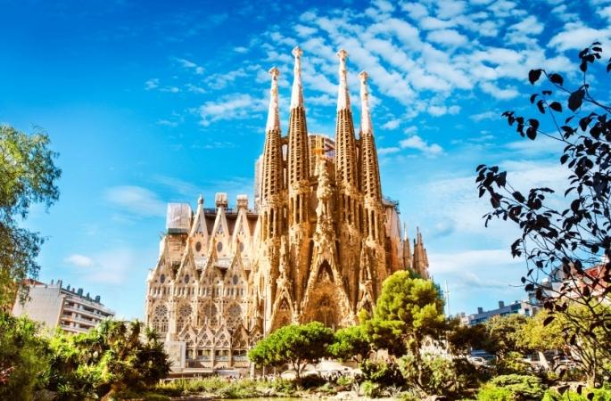 Triangolo d'Oro: Barcellona, Valencia, Madrid