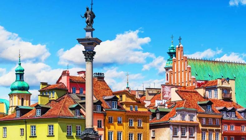 Segreti della Polonia da Varsavia Europa