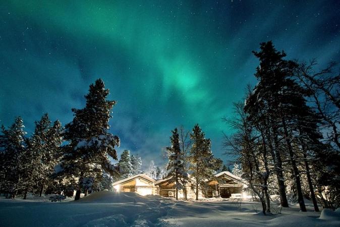 Finlandia - Break autunnale a Rovaniemi Europa