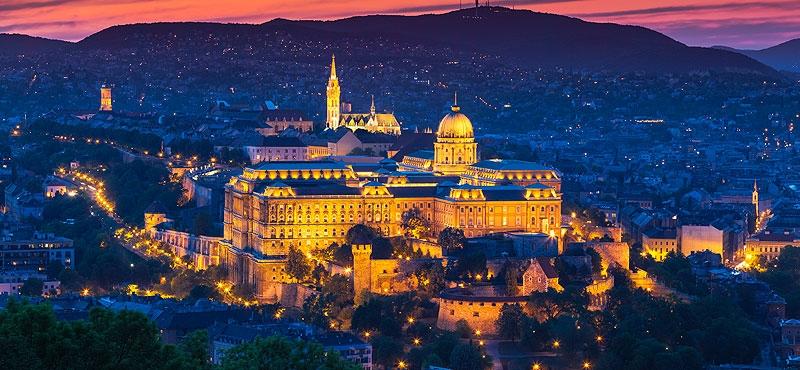 Ungheria - Short week a Budapest Europa