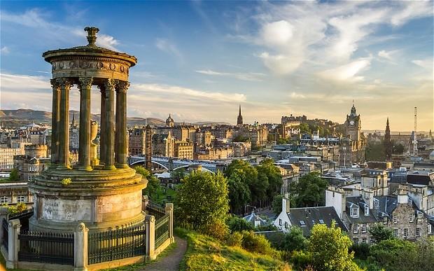 Edimburgo, York e Londra in treno