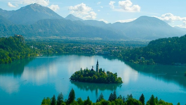 GRAN TOUR PANORAMA BALCANI Europa