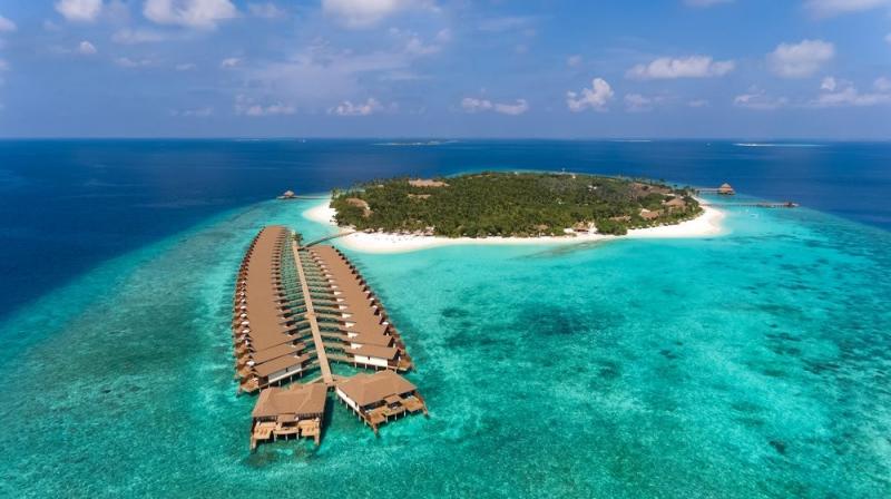 MALDIVE Reethi Faru Resort Mondo
