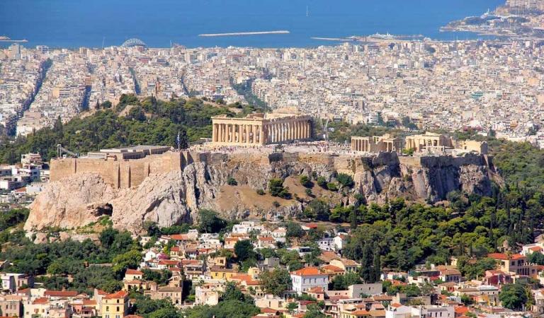 Grecia – la terra di una bellezza unica Europa