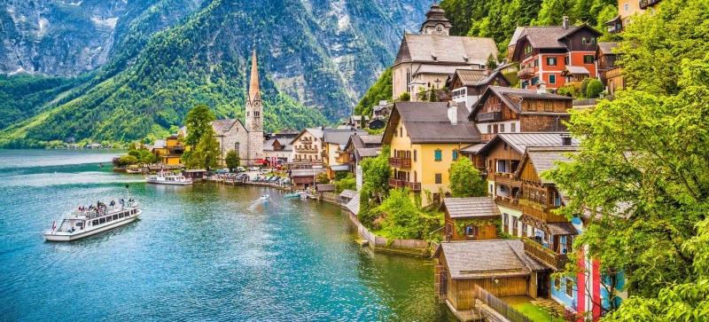 TOUR AUSTRIA Europa