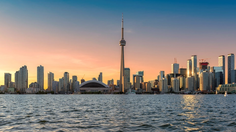 CANADA - LE MERAVIGLIE DEL SAN LORENZO Mondo