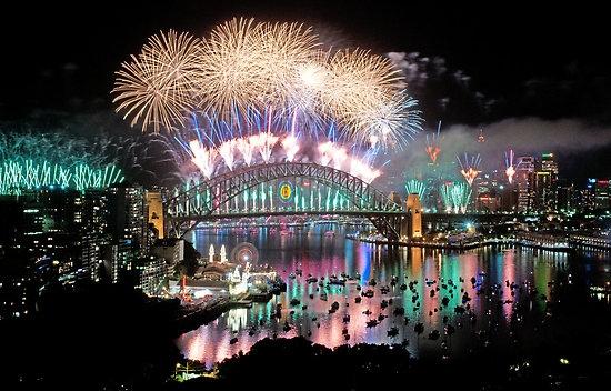Capodanno in Australia - Explorer