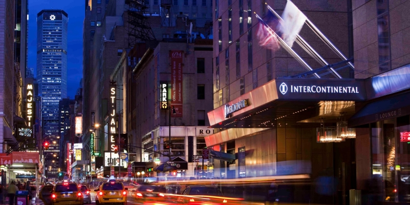 New York - The Manhattan at Times Square 3*s