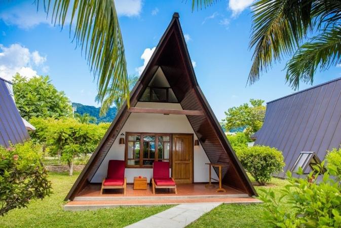 Capodanno alle Seychelles - La Digue Island Lodge 3*s