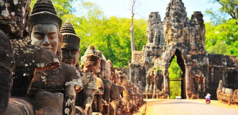 THAILANDIA & CAMBOGIA Mondo