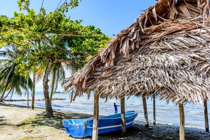 GUATEMALA CARAIBICO Mondo