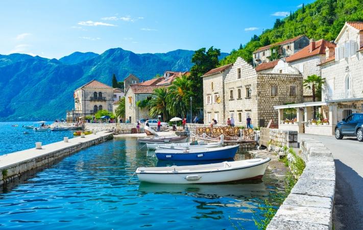 Tour del Montenegro Europa
