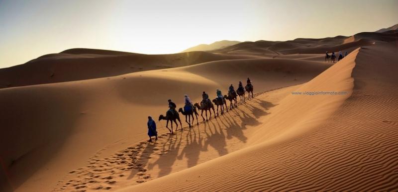 Tour Alla Scoperta del Marocco