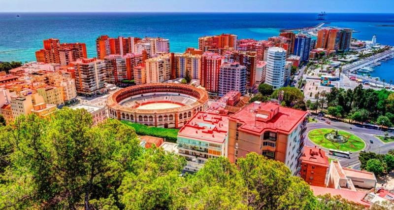 Gran Tour Andalusia da Malaga Europa