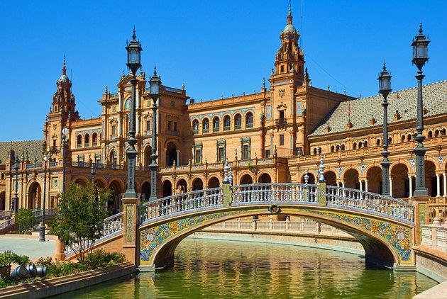 TOUR ANDALUSIA la Fiesta della Spagna Europa