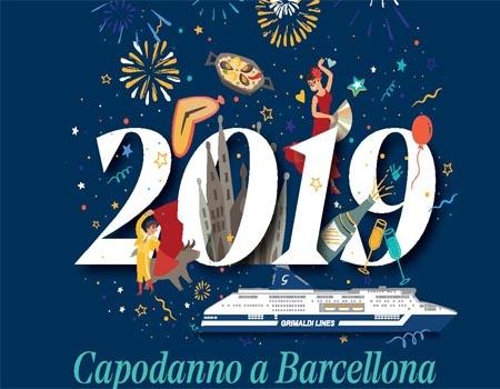 Capodanno 2019 a Barcellona Ponti dalla Sardegna