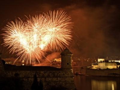 Malta soggiorno a Capodanno