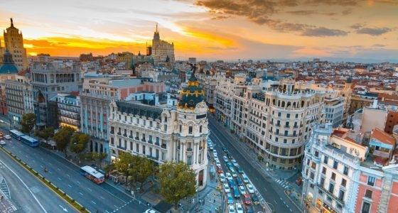 Madrid e la Castiglia Natale e Capodanno dalla Sardegna