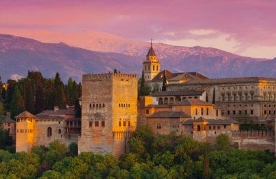 Andalusia grantour Epifania Natale e Capodanno dalla Sardegna