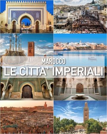 Tour delle città Imperiali Marocco