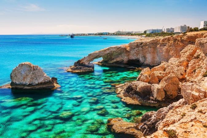 Cipro Natale e Capodanno dalla Sardegna